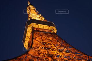 東京タワーの写真・画像素材[289451]