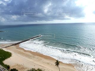 ホテルからみたコパカバーナビーチの写真・画像素材[1398892]