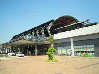 高知駅南口からの駅舎の写真・画像素材[1665473]