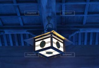 神社の灯篭の写真・画像素材[1705492]