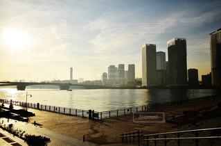 超高層ビル群の風景の写真・画像素材[1816944]