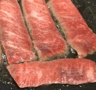 うちで焼肉を…の写真・画像素材[2215336]