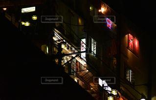 夜の街の写真・画像素材[3544442]