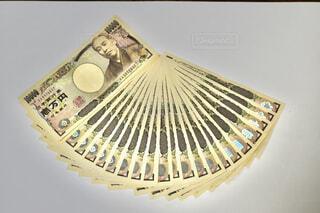 一万円札の写真・画像素材[4260610]
