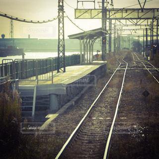 線路の写真・画像素材[288172]