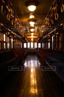 昔の東武電車の写真・画像素材[288263]