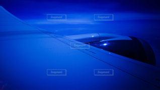ジェット機の翼 - No.289012