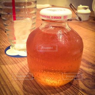ジュースの瓶の写真・画像素材[289279]