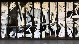 表参道のビルの窓の写真・画像素材[311254]