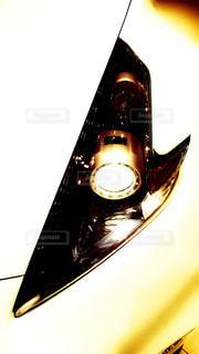 車のヘッドライトの写真・画像素材[356788]