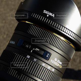 カメラのレンズの写真・画像素材[360100]