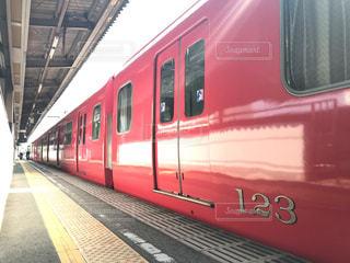 名鉄電車の123の写真・画像素材[477982]