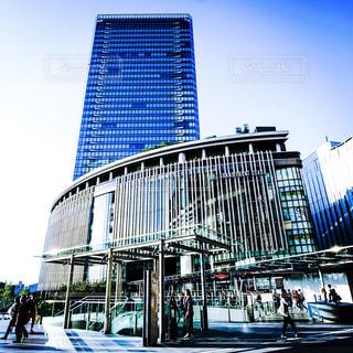 グランフロント大阪の写真・画像素材[748321]