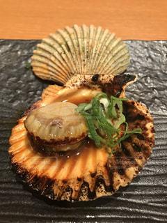 貝の料理の写真・画像素材[748485]