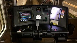阪急電車の運転台の写真・画像素材[764935]