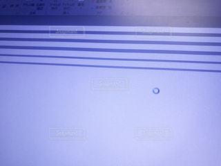 パソコンの画面の写真・画像素材[767002]