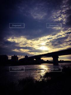 二子玉川の橋の写真・画像素材[858293]