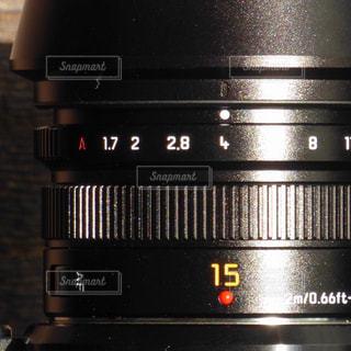 ライカ製のマイクロフォーサーズレンズの写真・画像素材[1187233]