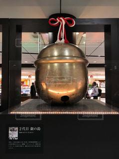 東京駅の待ち合わせスポット銀の鈴の写真・画像素材[1210817]