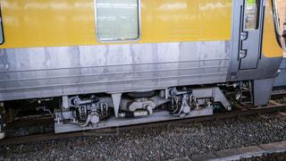 JR西日本の電気軌道検測車の写真・画像素材[1261741]
