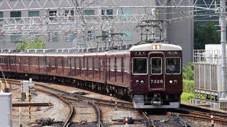 関西の鉄道網がどう発展していくか注目ですの写真・画像素材[1315803]