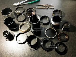 カメラのレンズを購入してみたの写真・画像素材[1321381]