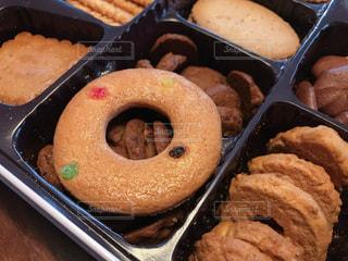 泉屋東京店の昔からある定番のクッキーの写真・画像素材[1668192]