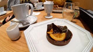 阪急西宮北口にある西宮ガーデンズの中で食べられる、トゥーストゥースのケーキ屋さん。の写真・画像素材[1785832]