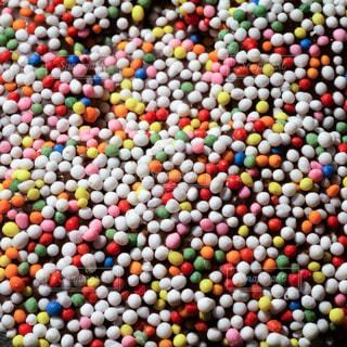 フロインドリーブの甘いチョコレートのトッピングの写真・画像素材[1836053]