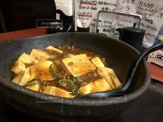 中華料理屋さんの美味しい甘辛麻婆丼の写真・画像素材[2783027]