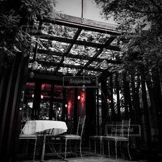 代官山のレストランの写真・画像素材[2817179]