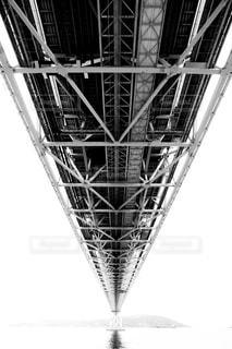 本州と淡路島を結ぶ明石海峡大橋の写真・画像素材[2889420]