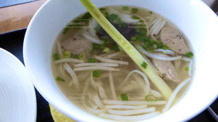 ベトナム料理の定番、フォー。の写真・画像素材[2954688]