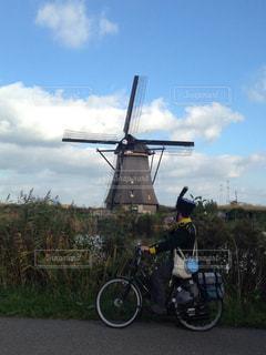 自転車の写真・画像素材[287196]