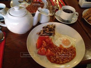 朝食の写真・画像素材[287207]