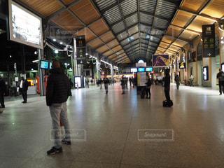 駅の写真・画像素材[284653]