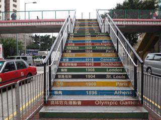 階段の写真・画像素材[312854]