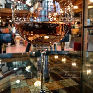 ワインのガラスの写真・画像素材[1119259]