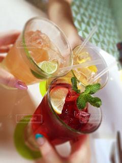 飲み物の写真・画像素材[286596]