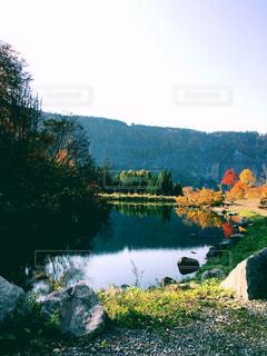 秋の写真・画像素材[284937]