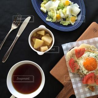 朝食の写真・画像素材[286549]