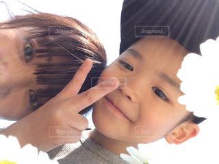 selfie を取る女性 - No.879078