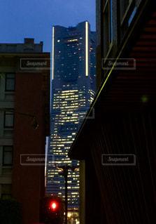 夜景の写真・画像素材[442887]