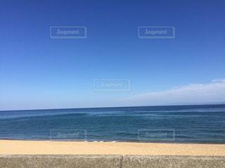 海 水平線の写真・画像素材[833873]