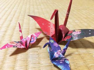 和風,折り紙,和紙,鶴,つる