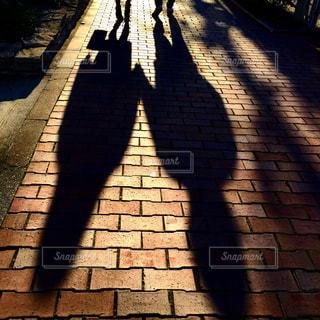 影の写真・画像素材[318339]