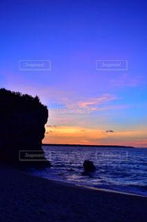 夕日の写真・画像素材[913434]