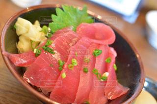 マグロ丼の写真・画像素材[1316882]