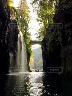 い  高千穂峡の写真・画像素材[756134]