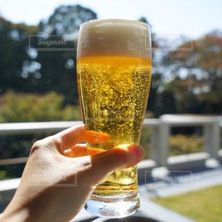 グラスの奥まで透き通るの写真・画像素材[877306]